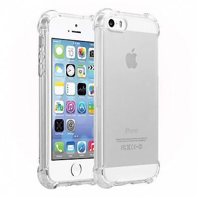 Bộ 2 ốp lưng silicon dẻo cho iPhone 5/6/7/8/X/XS/XSMax/XR - ốp silicon chống sốc phát sáng