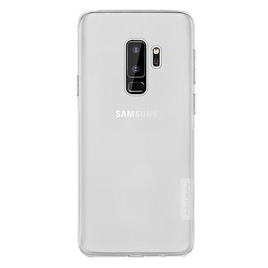 Ốp Lưng Dẻo Samsung Galaxy S9 Plus Chống Trầy Bảo Vệ Tuyệt Đối Nillkin - Hàng Chính Hãng
