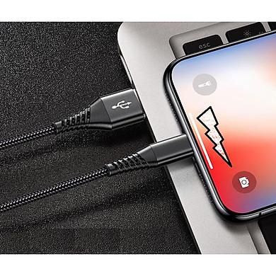 Dây Cáp Sạc Lightning Cho Iphone/Ipad-Hàng Nhập Khẩu (Giao màu ngẫu nghiên)