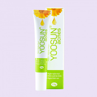 Kem ngừa mụn Yoosun acnes