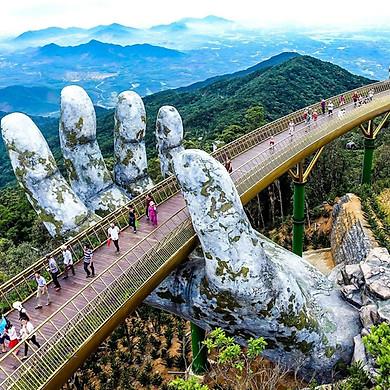 Tour Ngũ Hành Sơn - Bà Nà Hills - Cù Lao Chàm/ Lặn ngắm san hô Sơn Trà 4N3Đ