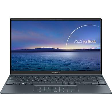 Laptop ASUS ZenBook UX425EA-KI439T (Core i7-1165G7/ 16GB LPDDR4X 3200MHz/ 512GB SSD M.2 PCIE G3X2/ 14 FHD IPS/ Win10) – Hàng Chính Hãng