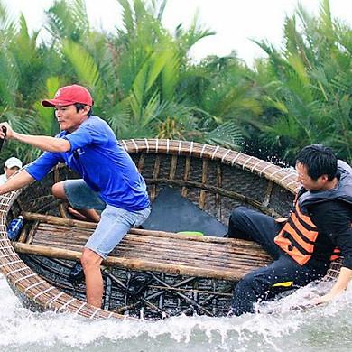 Tour Rừng Dừa 7 Mẫu đón Đà Nẵng