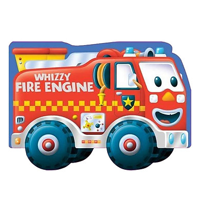 Whizzy Fire Engine
