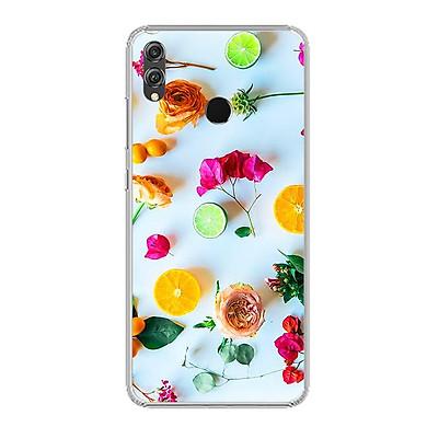 Ốp điện thoại Huawei Honor 8X - Silicon dẻo - 0137 SPRING03 - Hàng Chính Hãng