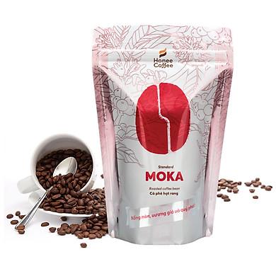 CÀ PHÊ HẠT RANG  MOKA HONEE COFFEE