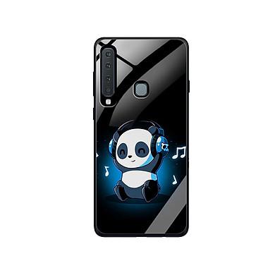 Ốp Lưng Kính Cường Lực cho điện thoại Samsung Galaxy A9 2018 - 0334 PANDA05
