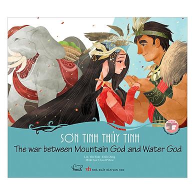 Sơn Tinh Thủy Tinh - The War Between Mountain God And Water God