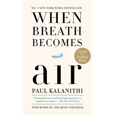 When Breath Becomes Air - (Mass Market)