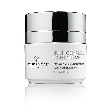Kem chống lão hóa, xóa dấu hiệu tuổi tác chuyên sâu vào ban đêm MULTI-COMPLEX NIGHT CRÈME COSMEDICAL 50ml