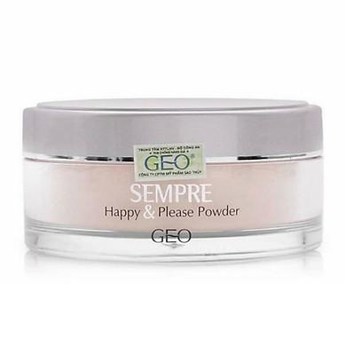 Phấn Bột Sempre Happy & Please Powder #1 Geo_Py41 (25g)