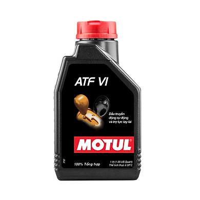 Nhớt Hộp Số Tự Động Motul ATF VI (1L)