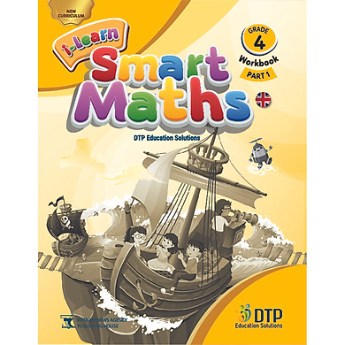 i-Learn Smart Maths Grade 4 Workbook Part 1