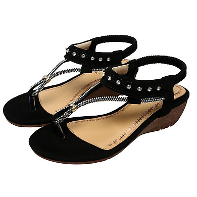 Giày đính đá lấp lánh thời trang kích thước 35-41 dành cho nữ