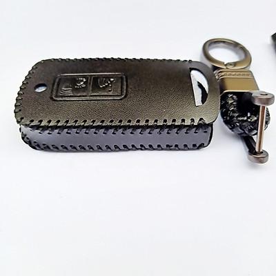 Bao da chìa khóa dành cho xe máy honda AIRBLADE,LEAD.VISION.VARIO loại 2 nút (được chọn màu)