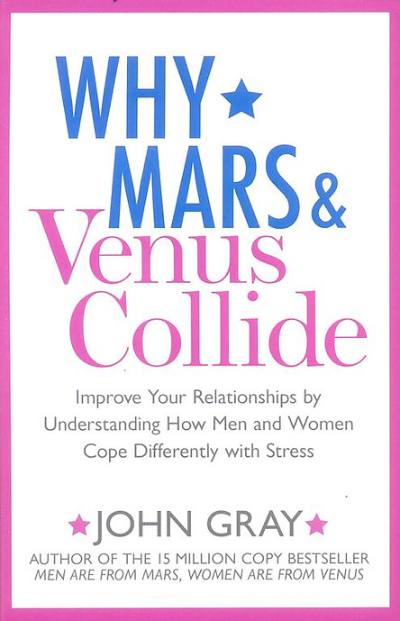 Why Mars and Venus Collide : Improve Your Relationships by Understanding How Men and Women Cope Differently with Stress