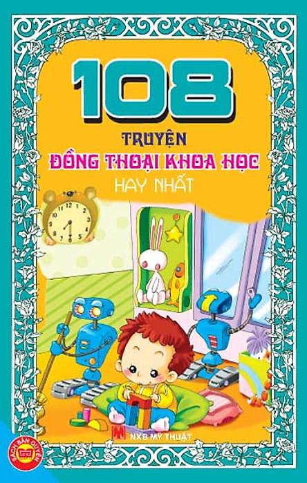 108 Truyện Đồng Thoại Khoa Học Hay Nhất