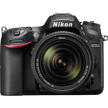 Nikon D7200 Kit 18-140mm (VIC Nikon) - Hàng Chính Hãng