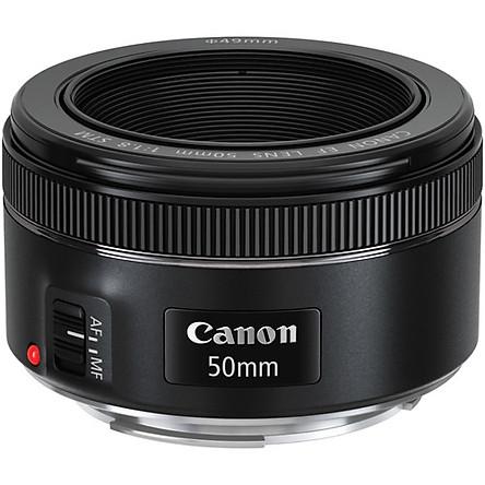 Lens Canon 50mm f/1.8 STM (Lê Bảo Minh) - Hàng Chính Hãng