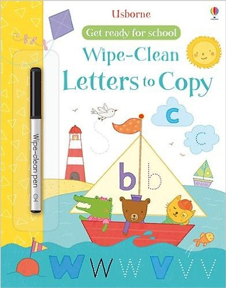 Usborne Letters to Copy