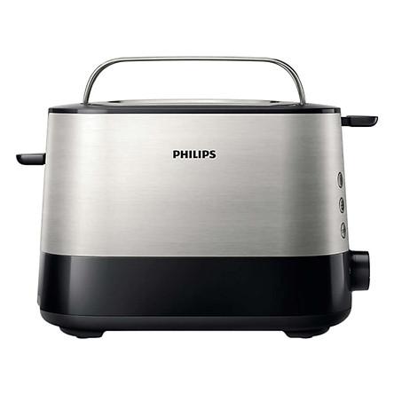Máy Nướng Bánh Mì Philips HD2637 (1000W) - Hàng nhập khẩu