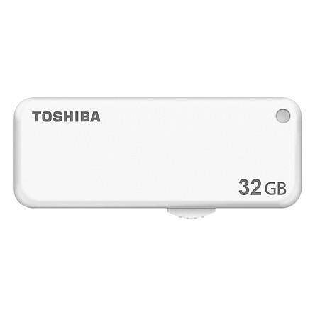 USB Toshiba Yamabiko 32GB - USB 2.0 - Hàng Chính Hãng