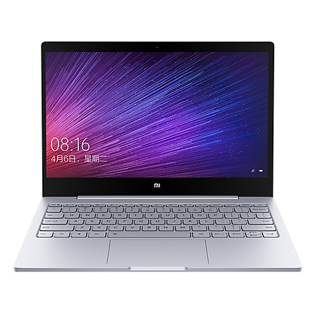 Laptop Xiaomi Mi Notebook Air - Core m3-6Y30 / Win 10 - Bạc (12.5inch) - Hàng Chính Hãng