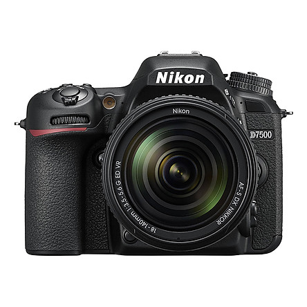 Máy Ảnh Nikon D7500 + Lens Nikon 18-140mm F3.5-5.6G ED VR (VIC Nikon) - Hàng Chính Hãng