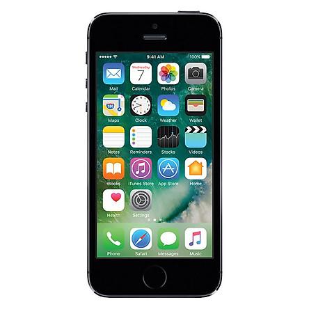 Điện Thoại iPhone 5s 16GB (Gray) - Hàng Nhập Khẩu