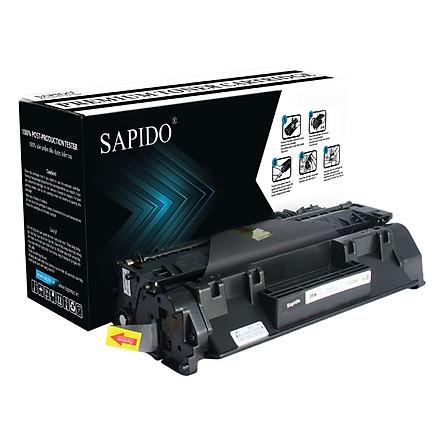 Hộp Mực In Sapido 05A (CE505A) Cho Máy In HP P2005, HP P2030, HP P2035, HP P2035N, HP P2050, HP P2055, HP P2055d, HP P2055dn - Hàng Chính Hãng