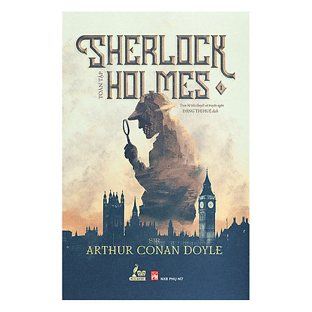 Sherlock Holmes Toàn Tập - Tập 1