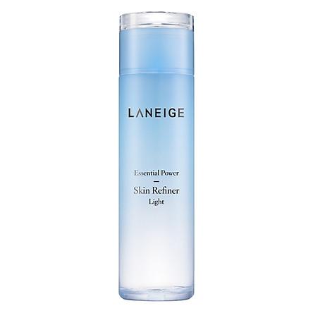 Nước Cân Bằng Laneige Essential Power Skin Refiner Light Cho Da Dầu Và Hỗn Hợp 270283956 (200ml)