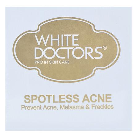 Kem ngừa thâm mụn làm trắng da White Doctors Spotless Acne (25ml)