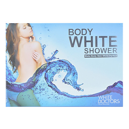 Tắm Trắng White Doctors 5 In 1 Body White Shower