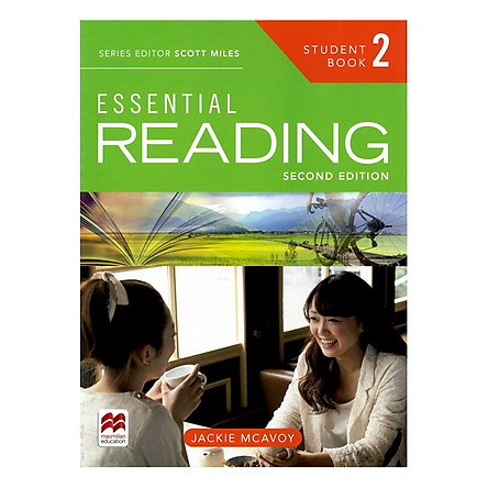 Essential Reading 2nd Student Book Level 2
