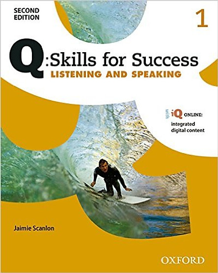 Q: Skills For Success (2 Ed.) Listening And Speaking 1: Student Book With Online Practice