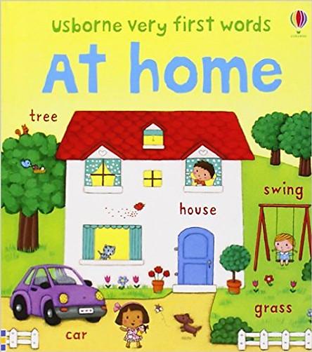 Usborne At home