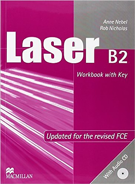 Laser (2 Ed.) B2 FCE: Workbook With Key With Audio CD - Paperback