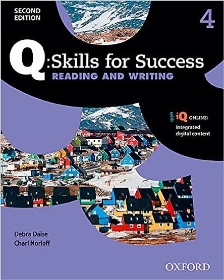 Q: Skills For Success (2 Ed.) Reading And Writing 4: Student Book With Online Practice