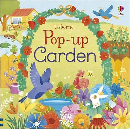 Usborne Pop-up Garden