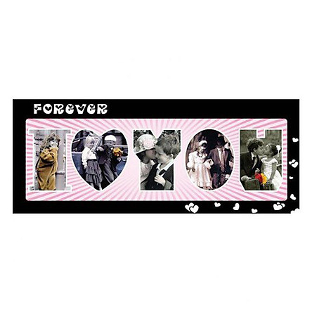 Khung Hình Winwintoys - I Love You 64812 (Giao Màu Ngẫu Nhiên)
