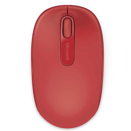 Chuột Không Dây Microsoft 1850 Receiver USB - Hàng Chính Hãng