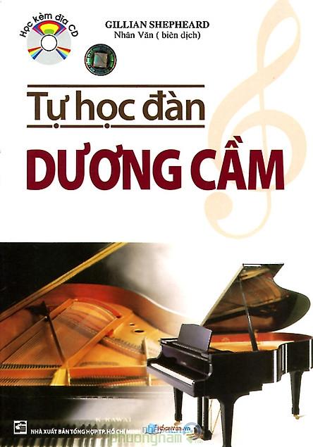 Tự Học Đàn Dương Cầm (Không CD)