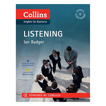Collins - English For Business Listening