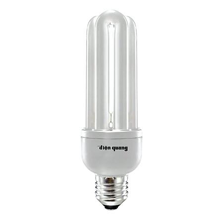 Bóng Đèn Compact Điện Quang ĐQ-CFL-3U-T4-14W-DL-E27 - Ánh Sáng Trắng