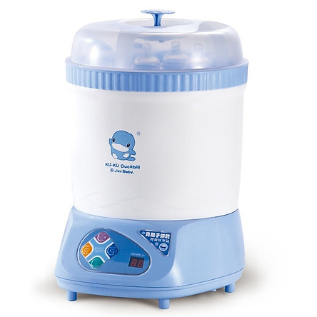 Máy Tiệt Trùng Và Sấy Khô Bình Sữa Kuku KU9019