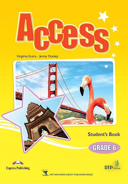 Access Grade 6 Student's Book w/EC