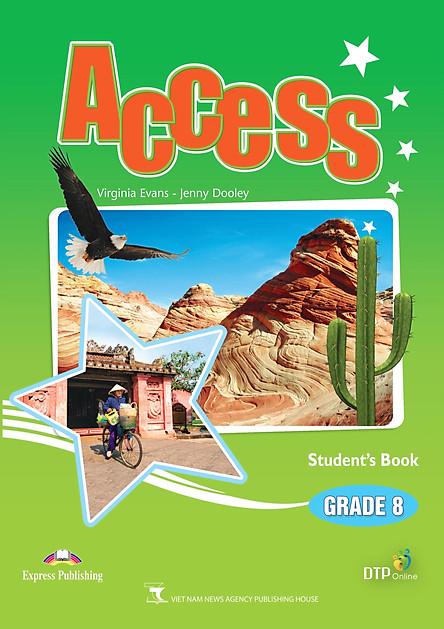 Access Grade 8 Student's Book w/EC
