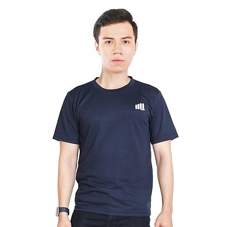 Áo Thun Thể Thao Nam Sportslink AMS001 - Xanh Đen