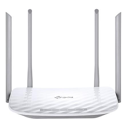 Router Wifi Băng Tần Kép AC1200 TP-Link Archer C50 - Hàng Chính Hãng